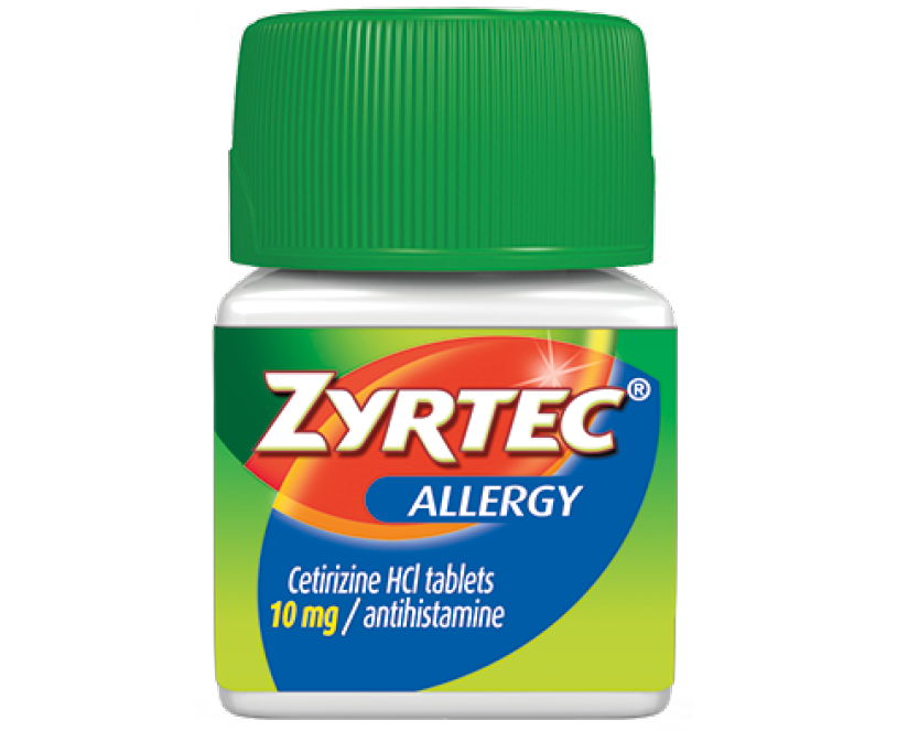 ZYRTEC® Allergy Tablets